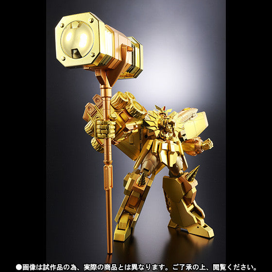 Super Chogokin Gaogaigar - God of Destruction Ver.  [Tamashii Web Shop Exclusive]
