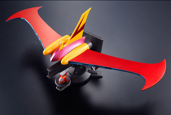 Soul of Chogokin DX Mazinger Z Jet Scrander Set [Tamashii Web Shop Exclusive]