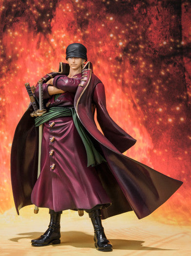 Figuarts ZERO: One Piece Film Z Roronoa Zoro- Battle Dress Ver. [Tamashii Web Shop Exclusive]