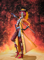 Figuarts ZERO: One Piece Film Z Brook- Battle Ver. [Tamashii Web Shop Exclusive]
