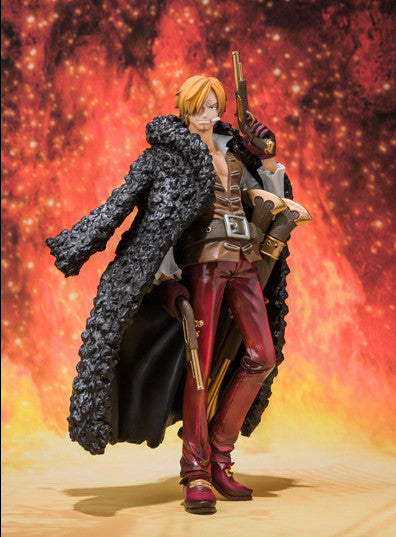 Figuarts ZERO: One Piece Film Z Sanji. Battle Ver. [Tamashii Web Shop Exclusive]