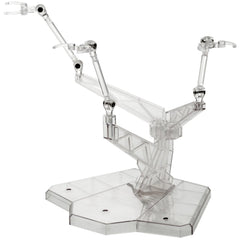 Tamashii Stage Act Trident Clear Display Stand