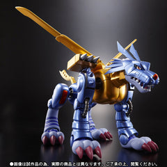 D-Arts Metal Garurumon [Tamashii Web Shop Exclusive]