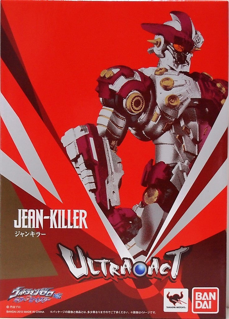 ULTRA-ACT Jean Killer [Tamashii Web Shop Exclusive]