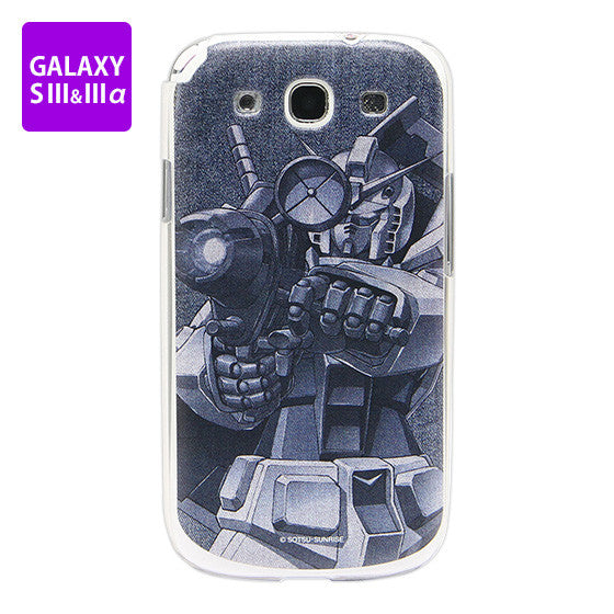 Mobile Suit Gundam RX-78-2 Gundam GALAXY S III & IIIα Cover [P-Bandai Exclusive]