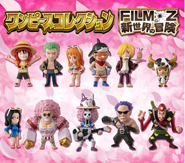 One Piece: Film Z ~Adventure to the New World~