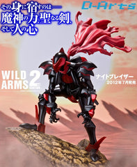 D-Arts WILD ARMS 2 - Knight Blazer