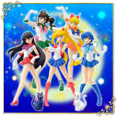 HGIF Sailor Moon Collection [P-Bandai Exclusive]