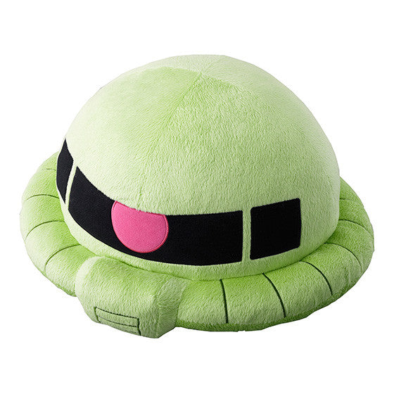 Mass Production Zaku Cushion [P-Bandai Online Shop Exclusive]