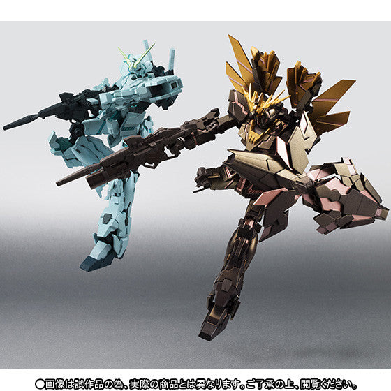 Robot Spirits (Side MS) Unicorn Gundam & Banshee Norn Final Shooting Ver. [Tamashii Web Shop Exclusive]