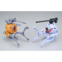 HGUC 1/144 RB-79K Ball Type K [08th MS Team] & HG 1/144 RB-79 Ball [Shark Mouth] [P-Bandai Hobby Online Shop Exclusive]