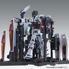 P-Bandai Exclusive: Weapon & Armor Hanger Expansion Set for MG 1/100 Full Armor Gundam Ver Ka [Gundam Thunderbolt]