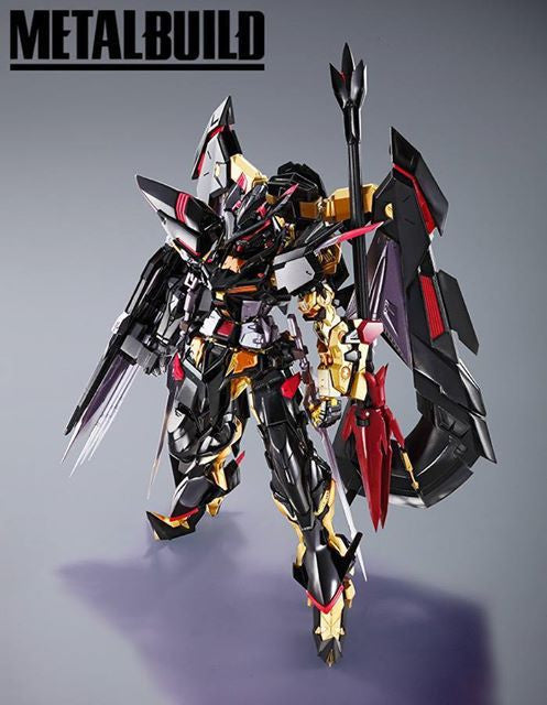 METAL BUILD 1/100 Gundam Astray Gold Frame Amatsu Mina
