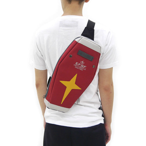 COSPA: RX-78-2 Gundam Shield Strap Bag (Red Color)