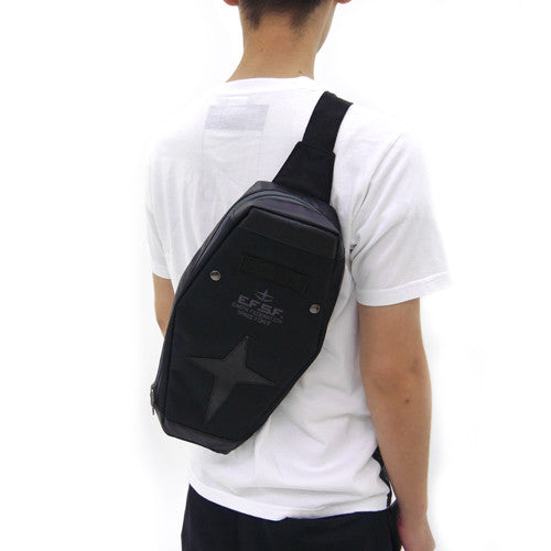 COSPA: RX-78-2 Gundam Shield Strap Bag (Black Color)