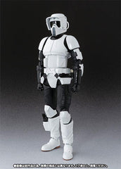 S.H. Figuarts Scout Trooper & Speed Bike (Star Wars) [Tamashii Web Shop Exclusive]
