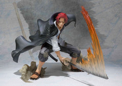 Figuarts Zero One Piece - Shanks Battle Ver.