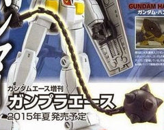 Gundam ACE (Oct Issue) w/ 1/144 Gundam Hammer Kit