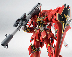 Robot Damashii (Side MS) Sinanju (Animation Edition)