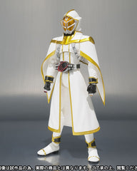 S.H.Figuarts Kamen Rider Wizard - White Wizard [Tamashii Web Shop Exclusive]