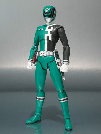 S.H.Figuarts Deka Green [Tamashii Web Shop Exclusive]