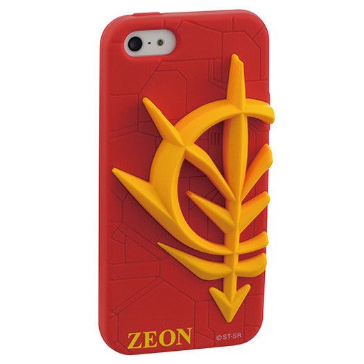 ZEON Emblem iPhone5 & 5s Case