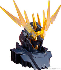 Hobby Japan (May Issue) w/ Unicorn Gundam 02 Banshee Head Display Stand