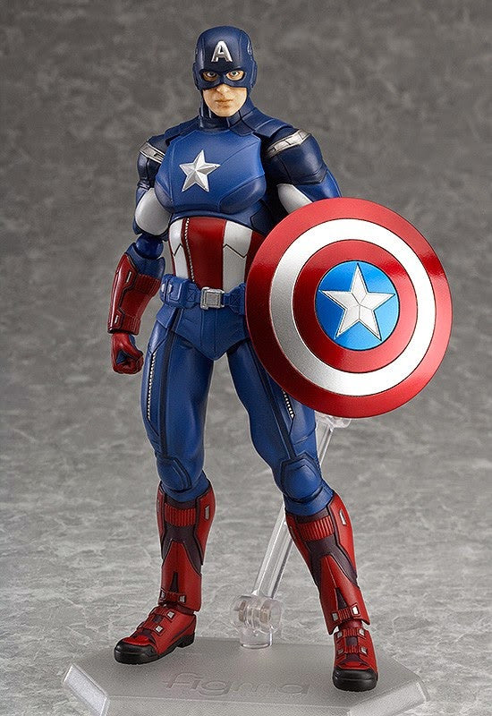 Figma [The Avenger] - Captain America