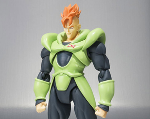 S.H.Figuarts Dragon Ball Z - Android No.16 [Tamashii Web Shop Exclusive]