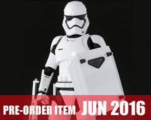 S.H.Figuarts First Order Storm Trooper  [Tamashii Web Exclusive]