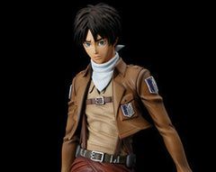 Brave-Act: 1/8 Scale Attack on Titan - Eren Jeager 'Cleaning Ver.'