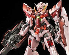 RG 1/144 Gundam Exia (Trans-Am Mode) Gloss Injection Ver. [P-Bandai Exclusive]
