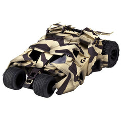 Sci-Fi Revoltech Batman The Dark Knight Rises - Camo Tumbler [Limited Production]