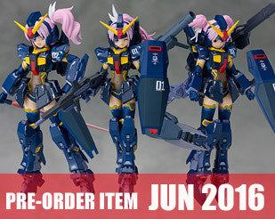 AGP MS Girl Gundam Mk-II Titans Option Set  [Tamashii Web Shop Exclusive]