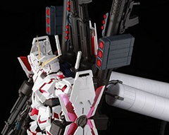 PG 1/60 RX-0 Unicorn Gundam - Full Armor Part Set [P-Bandai Exclusive]
