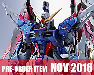 Metal Build Destiny Gundam (Full Package)  [Tamashii Web Exclusive]