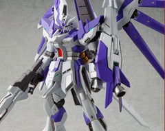 Dengeki Hobby (APR 2015 Issue) w/ HGBF 1/144 Hi-Nu Gundam vRabe D Parts