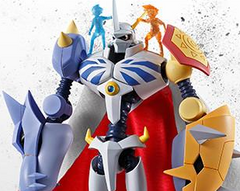 S.H.Figuarts Omegamon 'Our War Game!' [Tamashii Web Shop Exclusive]