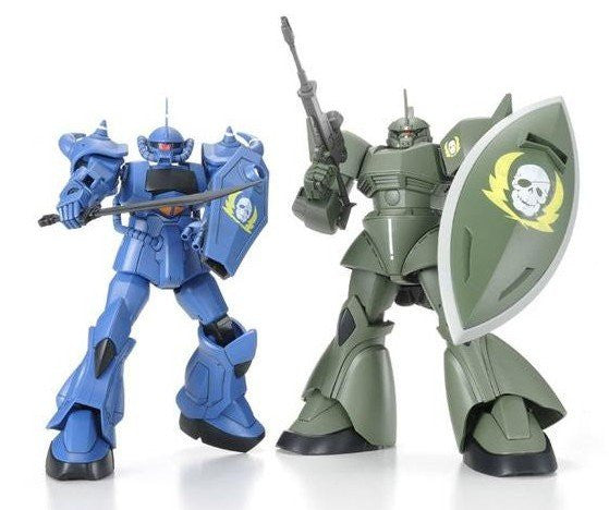 HGUC 1/144 Gouf & Gelgoog (Visch Donahue Use)  [P-Bandai Hobby Online Shop Exclusive]