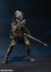 S.H.MonsterArts Alien Vs. Predator - Predator Wolf