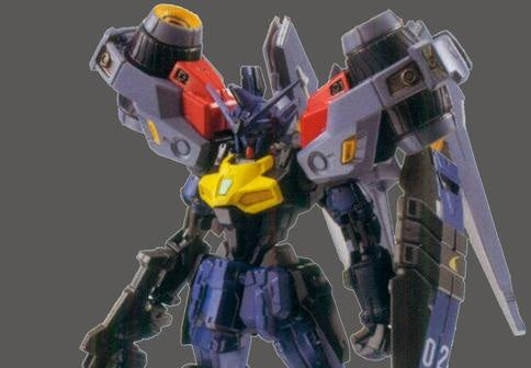 Robot Spirits (Side MS) Gundam Geminass 02 + High Mobility Unit [Tamashii Web Shop Exclusive]