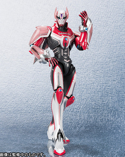 S.H.Figuarts Tiger & Bunny - Barnaby Brooks Jr. Style 2 [Tamashii Web Shop Exclusive]