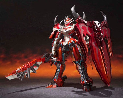 Chogokin Monster Hunter G Deformation Rioreus