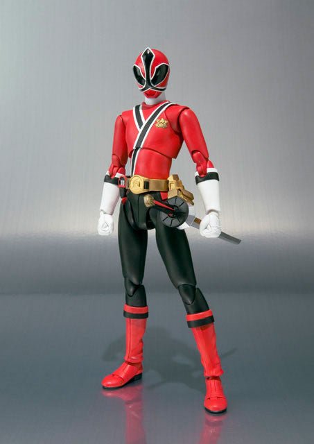 S.H.Figuarts Shinkenger Shinken Red