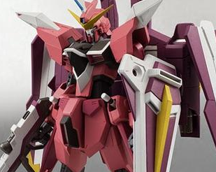 Robot Spirits (Side MS) Justice Gundam