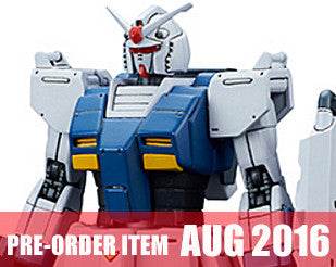 HG 1/144 Gundam The Origin MSD Series Gundam [Local Type]