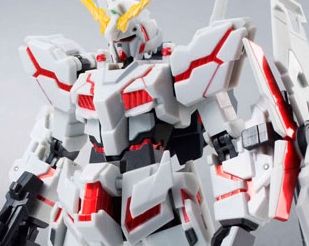 Robot Spirits (Side MS) RX-0 Unicorn Gundam (Destroy Mode)