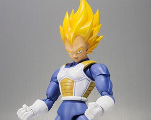 S.H.Figuarts Super Saiyan Vegeta Premium Color Edition [Tamashii Web Shop Exclusive]
