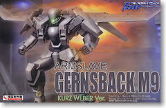 Full Metal Panic: 1/48 Armslave Gernsback M9 Kurz Weber Version Model Kit