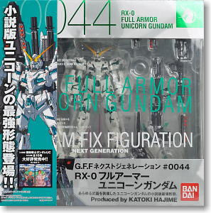 Gundam Fix Figuration Next Generation Full Armor Unicorn Gundam
